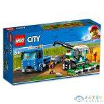 Lego City: Kombájn Szállító 60223 (Lego, 60223)