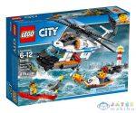 Lego City: Nagy Teherbírású Mentőhelikopter 60166 (Lego, 60166)