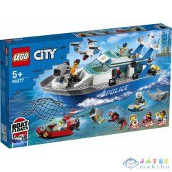 Lego City: Police Rendőrségi Járőrcsónak 60277 (Lego, 60277)