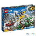 Lego City: Rablás a hegyi folyónál (Lego, 60175)