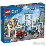Lego City: Rendőrkapitányság 60246 (Lego, 60246)