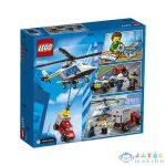 Lego City: Rendőrségi Helikopteres Üldözés 60243 (Lego, 60243)