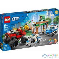 Lego City: Rendőrségi Teherautós Rablás 60245 (Lego, 60245)
