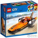 Lego City: Sebességrekorder Autó 60178 (Lego, 60178)