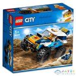 Lego City: Sivatagi Rali Versenyautó 60218 (lego, 60218)