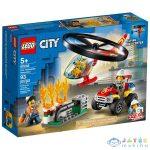Lego City: Sürgősségi Tűzoltó Helikopter 60248 (Lego, 60248)
