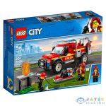 Lego City: Tűzoltó-Parancsnoki Rohamkocsi 60231 (Lego, 60231)
