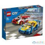 Lego City: Versenyautók 60256 (Lego, 60256)