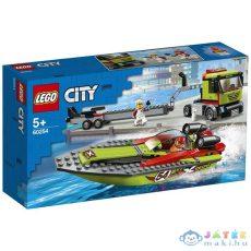 Lego City: Versenycsónak Szállító 60254 (Lego, 60254)