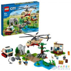 Lego City Wildlife: Vadvilági Mentési Művelet 60302 (Lego, 60302)