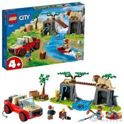 Lego City Wildlife: Vadvilági Mentő Terepjáró 60301 (Lego, 60301)