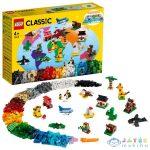 Lego Classic: A Világ Körül 11015 (Lego, 11015)