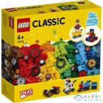Lego Classic: Kockák És Járművek 11014 (Lego, 11014)