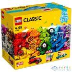 Lego Classic: Kockák És Kerekek 10715 (Lego, 10715)