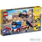 Lego Creator: Mobil Kaszkadőr Bemutató 31085 (Lego, 31085)
