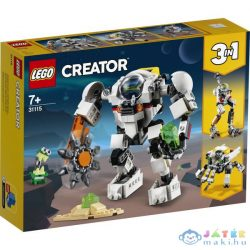 Lego Creator: Űrbányászati Robot 31115 (Lego, 31115)
