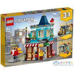 LEGO Creator - Városi játékbolt (Lego, 31105)