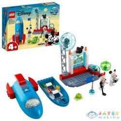Lego Disney: Mickey And Friends Mickey Egér És Minnie Egér Űrrakétája 10774 (Lego, 10774)
