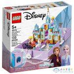 Lego Disney Princess: Anna És Elza Mesekönyve 43175 (Lego, 43175)