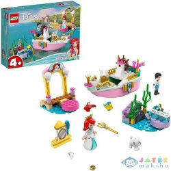 Lego Disney Princess: Ariel Ünnepi Hajója 43191 (Lego, 43191)