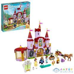 Lego Disney Princess: Belle És A Szörnyeteg Kastélya 43196 (Lego, 43196)
