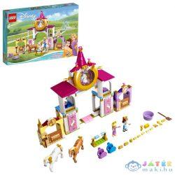 Lego Disney Princess Belle És Aranyhaj Királyi Istállói 43195 (Lego, 43195)