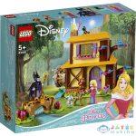 Lego Disney Princess: Csipkerózsika Erdei Házikója 43188 (Lego, 43188)