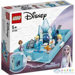 Lego Disney Princess: Elza És A Nokk Mesekönyve 43189 (Lego, 43189)