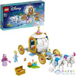 Lego Disney Princess: Hamupipőke Királyi Hintója 43192 (Lego, 43192)