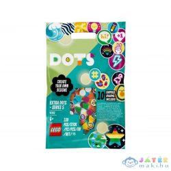 Lego Dots: Extra Dots - 5. Sorozat 41932 (Lego, 41932)