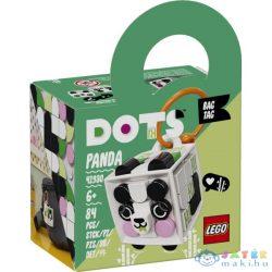 Lego Dots: Pandás Táskadísz 41930 (Lego, 41930)