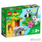 Lego Duplo: Állatbébik 10904 (Lego, 10904)