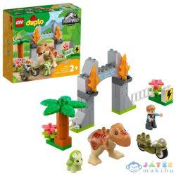 Lego Duplo Jurassic World: T. Rex És Triceratops Dinoszaurusz Szökés 10939 (Lego, 10939)
