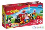 Lego Duplo: Mickey És Minnie Születésnapi Felvonulása 10597