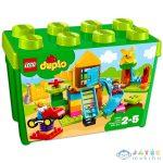 Lego Duplo: Nagy Játszótéri Elemtartó Doboz 10864 (Lego, 10864)