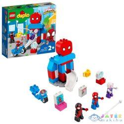 Lego Duplo Super Heroes: Pókember Főhadiszállása 10940 (Lego, 10940)