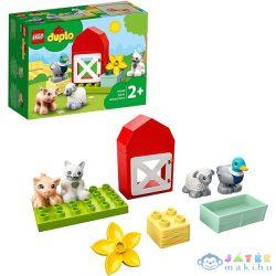 Lego Duplo Town: Állatgondozás A Farmon 10949 (Lego, 10949)