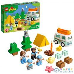 Lego Duplo Town: Családi Lakóautós Kalandok 10946 (Lego, 10946)
