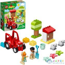 Lego Duplo Town: Farm Traktor És Állatgondozás 10950 (Lego, 10950)