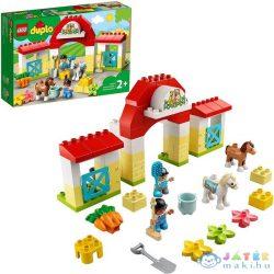 Lego Duplo Town: Lóistálló És Pónigondozás 10951 (Lego, 10951)