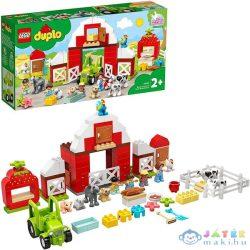 Lego Duplo Town: Pajta, Traktor És Állatgondozás A Farmon 10952 (Lego, 10952)
