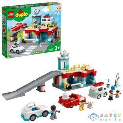 Lego Duplo Town: Parkolóház És Autómosó 10948 (Lego, 10948)