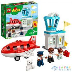 Lego Duplo Town: Repülőgép És Repülőtér 10961 (Lego, 10961)