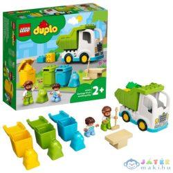 Lego Duplo Town: Szemeteskocsi És Újrahasznosítás 10945 (Lego, 10945)