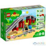 Lego Duplo: Vasúti Híd És Sínek 10872 (, 10872)
