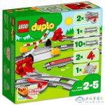 Lego Duplo: Vasúti Pálya 10882 (, 10882)