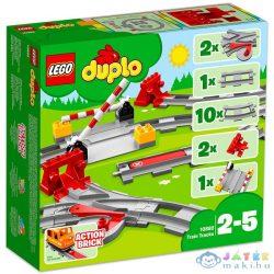 Lego Duplo: Vasúti Pálya 10882 (Lego, 10882)