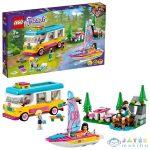 Lego Friends: Erdei Lakóautó És Vitorlás 41681 (Lego, 41681)
