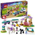Lego Friends: Lovasiskola És Utánfutó 41441 (Lego, 41441)