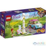 Lego Friends: Olivia Elektromos Autója 41443 (Lego, 41443)